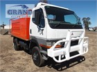 1996 Mitsubishi Canter 4x4 Cab Chassis