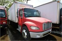 Apex Express - Fleet of Commercial Box Trucks