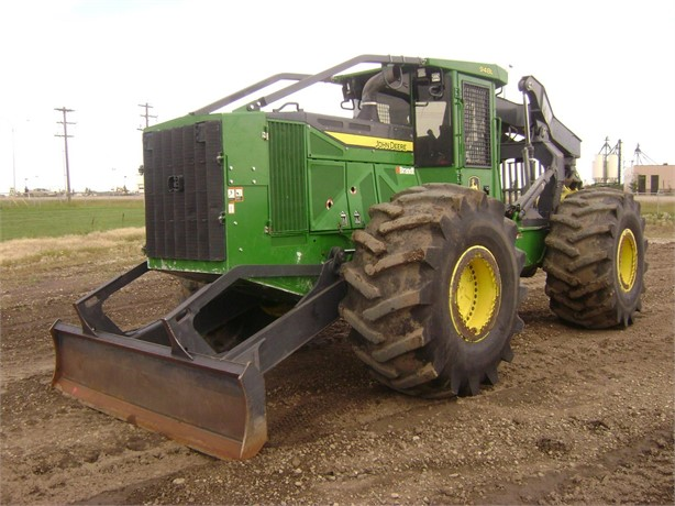 Forestry Equipment For Sale From Brandt Tractor - Clairmont