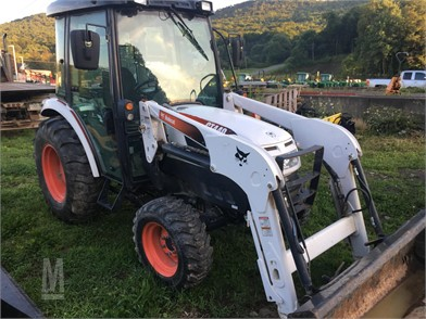 BOBCAT 40 HP To 99 HP Tractors For Sale - 6 Listings