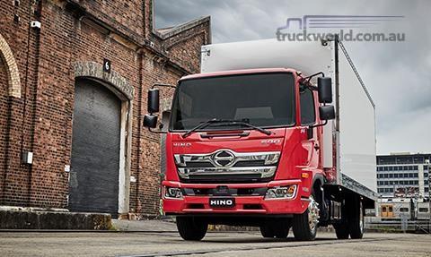 Hino 500 Series FC1124 Auto