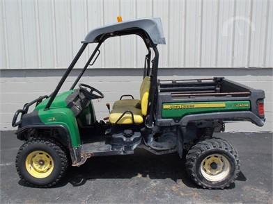 JOHN DEERE Utility Vehicles Online Auctions - 21 Listings