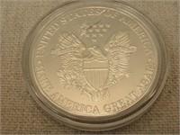 Colorized Donald Trump Commemorative Coin-