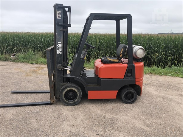 Pneumatic Tire Forklifts For Sale - 5973 Listings