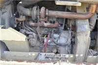 INGERSOLL RAND P185WJD AIR COMPRESSOR