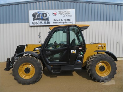 CATERPILLAR TH408D For Sale - 4 Listings | MachineryTrader