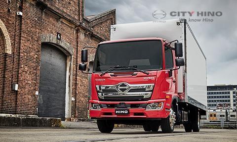 Hino 500 Series FD1124 AMT