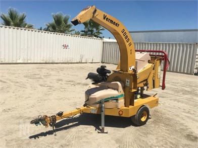 Vermeer Forestry Equipment For Sale - 461 Listings