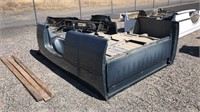 2011 Chevy 8ft Truck Bed