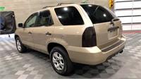 2002 Acura MDX Touring
