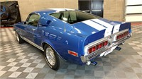 1968 Ford Shelby GT500 Fastback