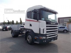 SCANIA R164  used