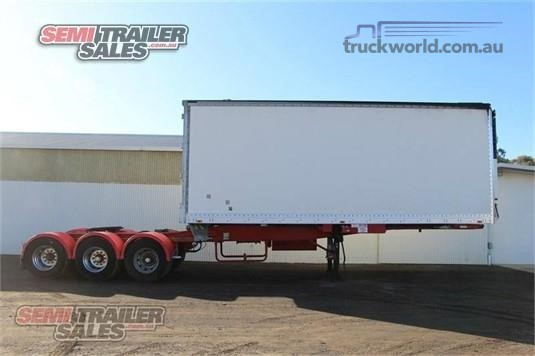 2003 Maxi Cube Refrigerated Trailer Trailers for Sale