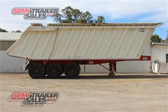 2006 Smiths & Sons Tipper Trailer Semi Trailer Sales - Trailers for Sale