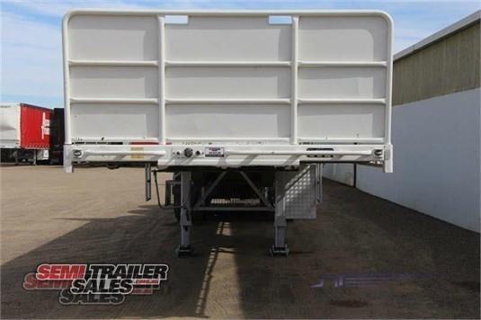 2010 Vawdrey Flat Top Trailer - Truckworld.com.au - Trailers for Sale