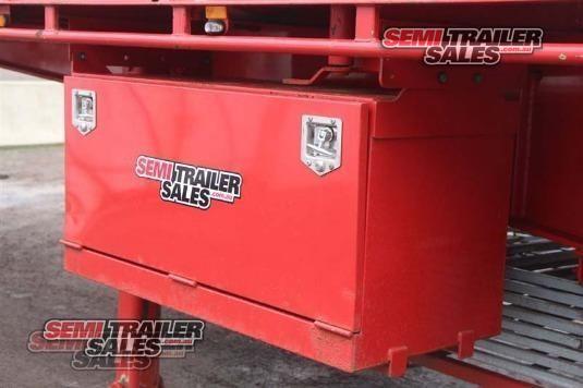 2011 Barker Drop Deck Trailer Semi Trailer Sales - Trailers for Sale