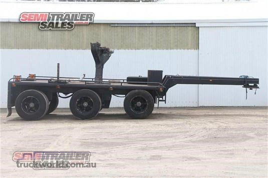 1997 Sfm Engineering Dolly Trailers for Sale