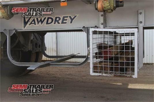 2010 Vawdrey Flat Top Trailer Semi Trailer Sales - Trailers for Sale