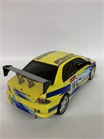 Mitsubishi Die Cast Sports Car