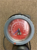 Newer Bicycle Air Pump with Gauge
