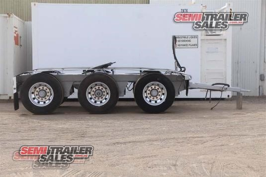 2002 Gte Dolly Semi Trailer Sales - Trailers for Sale