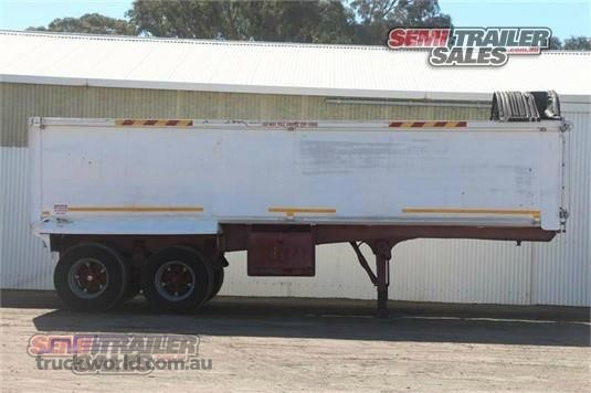1979 White Transport Equipment Tipper Trailer Trailers for Sale