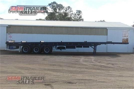1989 Maxitrans Flat Top Trailer Trailers for Sale