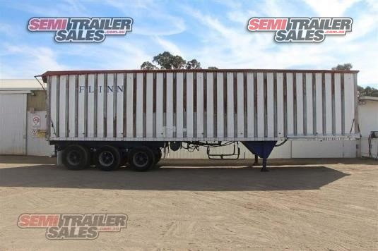 1987 Freighter Walking Floor Trailer Semi Trailer Sales - Trailers for Sale