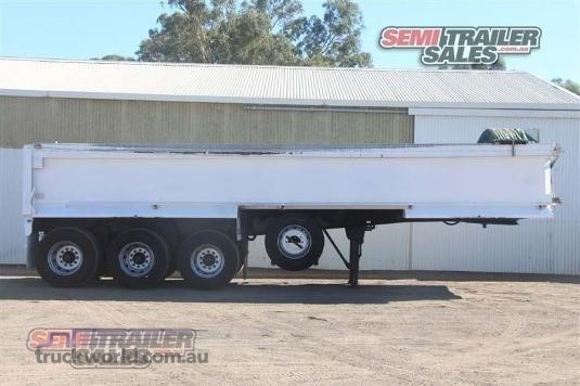 2005 Hamelex White Tipper Trailer Trailers for Sale
