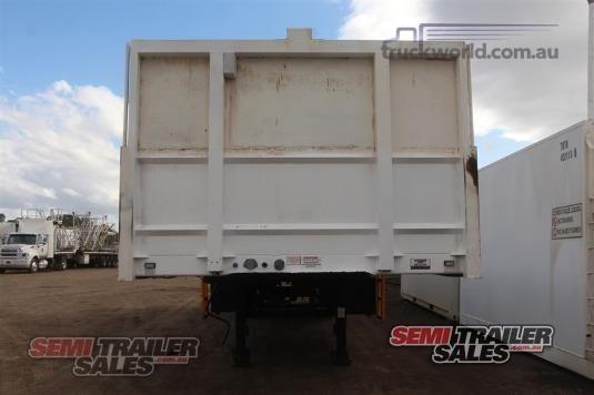 2010 Maxitrans Flat Top Trailer - Truckworld.com.au - Trailers for Sale