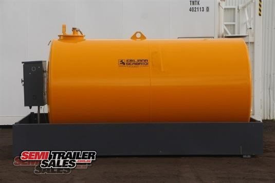 2018 Custom 9000 Litre Fuel Tank Semi Trailer Sales - Trailers for Sale