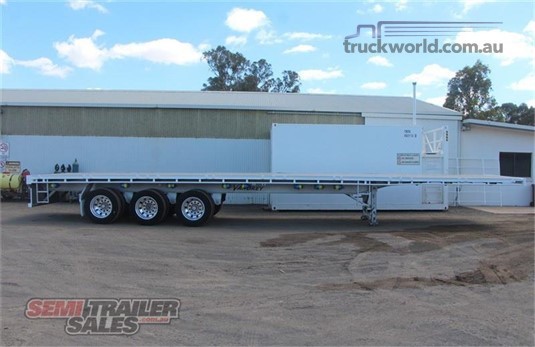 2016 Vawdrey Flat Top Trailer Trailers for Sale