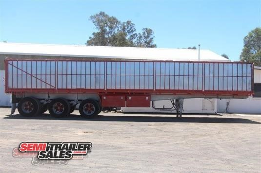 1984 Lusty Convertible Trailer Semi Trailer Sales - Trailers for Sale