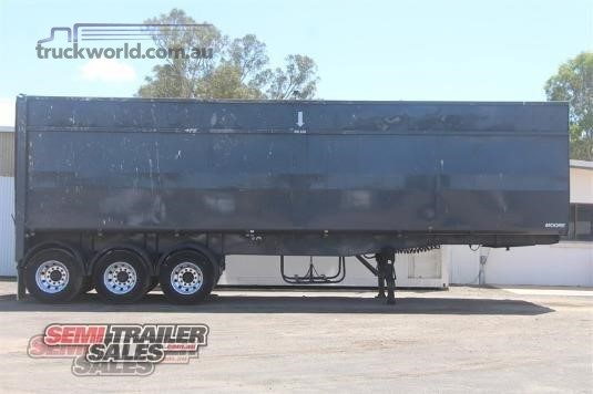 2003 Moore Tipper Trailer Trailers for Sale