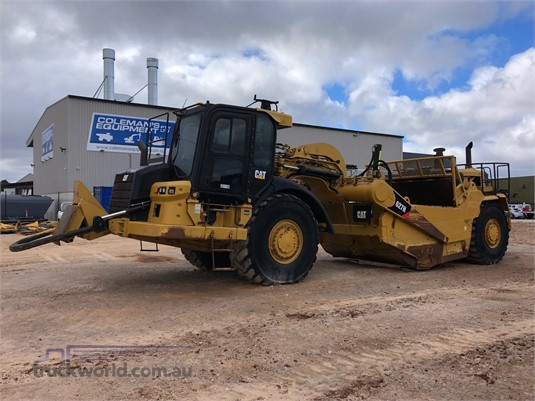 2011 Caterpillar 627H - Heavy Machinery for Sale