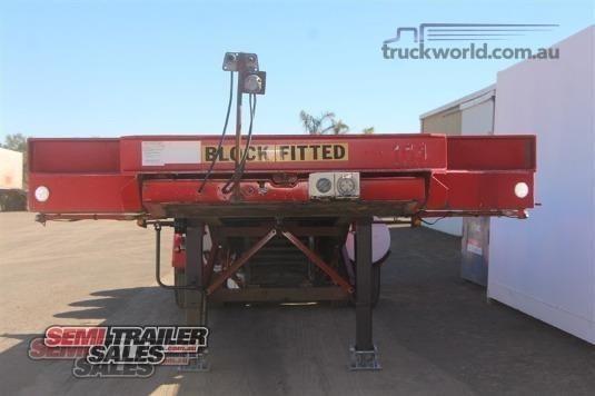 2000 Barker Skeletal Trailer - Truckworld.com.au - Trailers for Sale