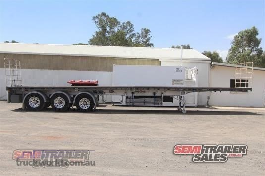 2013 Vawdrey Flat Top Trailer Trailers for Sale