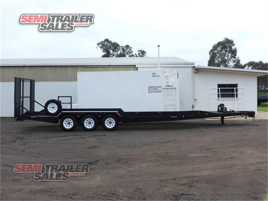 2012 Custom Car Carrier Trailer Semi Trailer Sales - Trailers for Sale