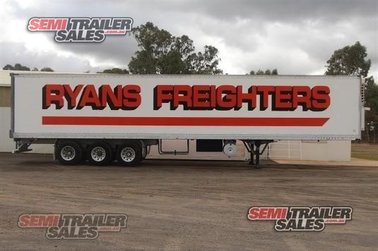 2001 Maxitrans Refrigerated Trailer Semi Trailer Sales - Trailers for Sale
