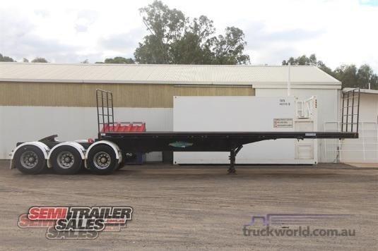 2004 Southern Cross Flat Top Trailer - Truckworld.com.au - Trailers for Sale