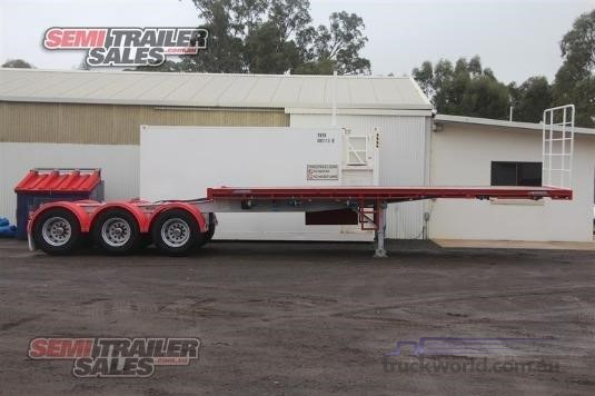 2018 Maxitrans Flat Top Trailer Trailers for Sale