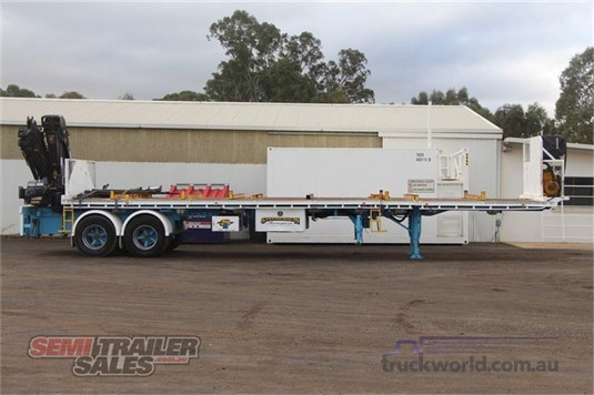 1976 Freighter Flat Top Trailer Trailers for Sale