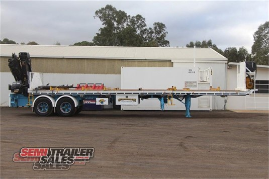 1976 Freighter Flat Top Trailer Semi Trailer Sales - Trailers for Sale