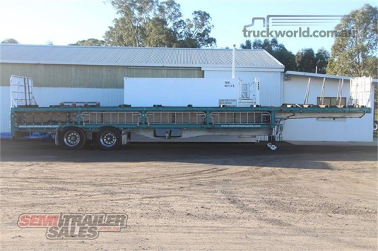 2004 Vawdrey Flat Top Trailer Trailers for Sale
