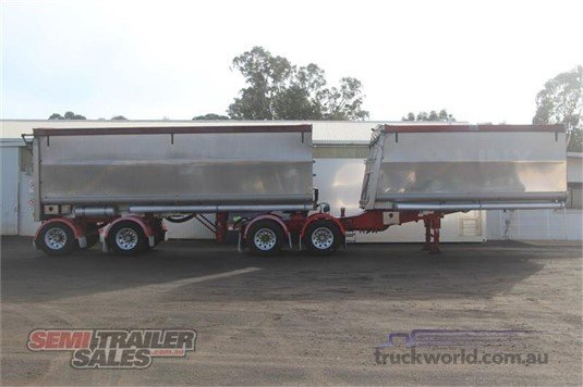 2009 Muscat Tipper Trailer Trailers for Sale