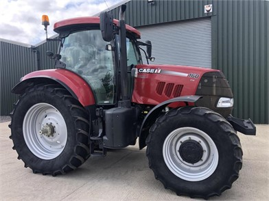 Used CASE IH Tractors for sale in the United Kingdom - 333