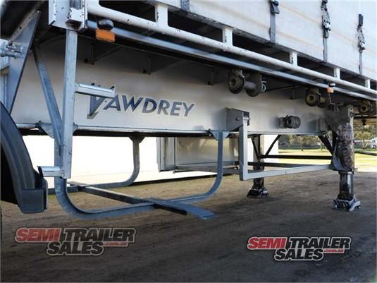 2013 Vawdrey Curtainsider Trailer Semi Trailer Sales - Trailers for Sale
