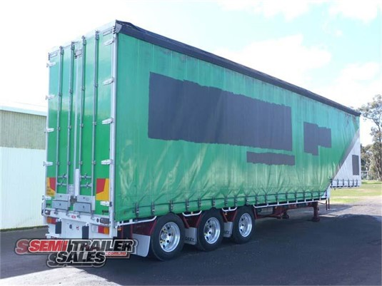 2010 Vawdrey Curtainsider Trailer Semi Trailer Sales - Trailers for Sale