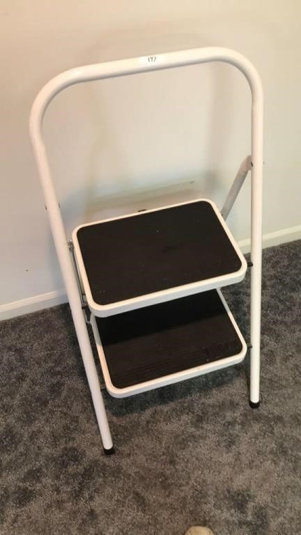 Admirable Tricam Step Ladder Generations Real Estate Inc Machost Co Dining Chair Design Ideas Machostcouk