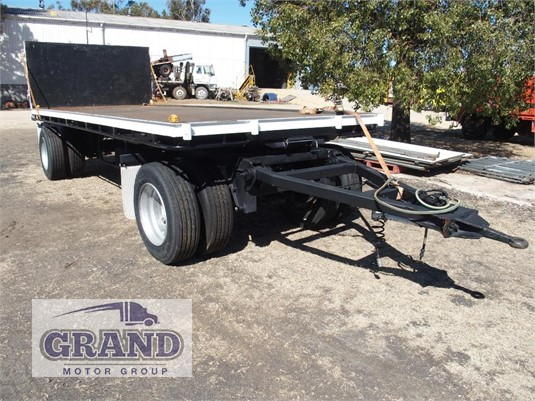 1990 Mcgrath Dog Trailer Grand Motor Group - Trailers for Sale